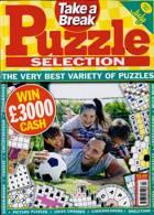 Take A Break Puzzle Select Magazine Issue NO 7