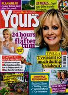 Yours Magazine Issue 16/06/2020
