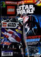 Lego Star Wars Magazine Issue NO 60