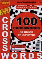 Brainiac Crossword Magazine Issue NO 111