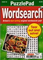 Puzzlelife Ppad Wordsearch Magazine Issue NO 52
