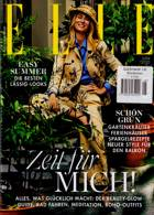 Elle German Magazine Issue NO 6