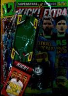 Kick Extra Magazine Issue NO 53