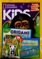 National Geographic Kids Magazine Issue SUMMER