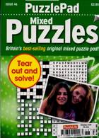 Puzzlelife Ppad Puzzles Magazine Issue NO 46