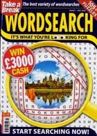 Take A Break Wordsearch Magazine Issue NO 7