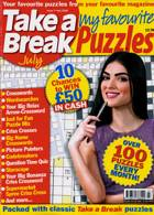 Tab My Favourite Puzzles Magazine Issue JUL 20