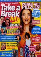 Take A Break Monthly Magazine Issue JUL 20