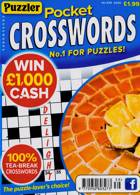 Puzzler Pocket Crosswords Magazine Issue NO 439