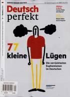 Deutsch Perfekt Magazine Issue JUL 20