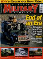 Classic Military Vehicle Magazine Issue JUL 20