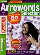 Family Arrowords Selection Magazine Issue NO 28