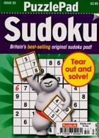 Puzzlelife Ppad Sudoku Magazine Issue NO 52