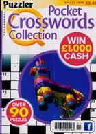 Puzzler Q Pock Crosswords Magazine Issue NO 211
