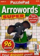 Puzzlelife Arroword Super Magazine Issue NO 27