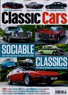 Classic Cars Magazine Issue AUG 20