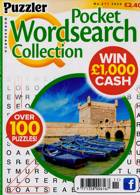 Puzzler Q Pock Wordsearch Magazine Issue NO 211