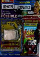 Horrible Histories Magazine Issue NO 82