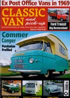 Classic Van & Pick Up Magazine Issue SUMMER