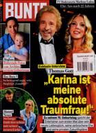 Bunte Illustrierte Magazine Issue NO 21