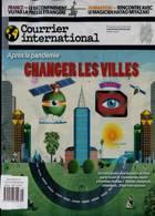 Courrier International Magazine Issue NO 1541