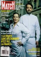 Paris Match Magazine Issue NO 3706