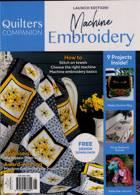 Machine Embroidery Magazine Issue 01