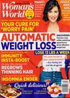 Womans World Magazine Issue 20