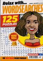 Relax With Wordsearches Magazine Issue NO 9