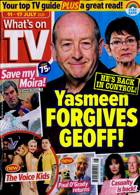 Whats On Tv England Magazine Issue 11/07/2020