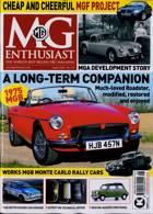 Mg Enthusiast Magazine Issue AUG 20