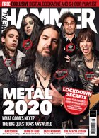 Metal Hammer Magazine Issue NO 338