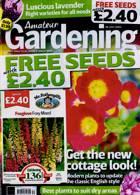 Amateur Gardening Magazine Issue 25/07/2020