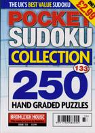 Pocket Sudoku Collection Magazine Issue NO 133