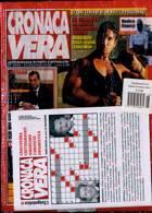 Nuova Cronaca Vera Wkly Magazine Issue NO 2495