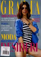 Grazia Italian Wkly Magazine Issue NO 27-28
