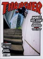Thrasher Magazine Issue JUL 20