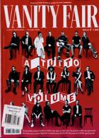 Vanity Fair Italian Magazine Issue NO 20026-7
