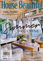 House Beautiful Usa Magazine Issue JUN-JUL