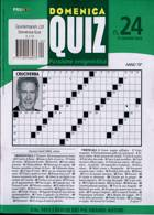 Domenica Quiz Magazine Issue NO 24