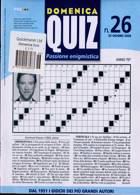 Domenica Quiz Magazine Issue NO 26