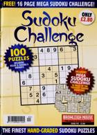 Sudoku Challenge Monthly Magazine Issue NO 192