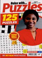 Relax With Puzzles Magazine Issue NO 9