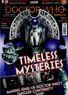 Doctor Who Magazine Issue NO 554