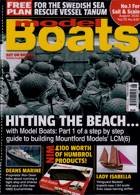 Model Boats Magazine Issue AUG-SEP