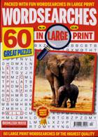 Wordsearches In Large Print Magazine Issue NO 44
