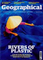 Geographical Magazine Issue AUG 20