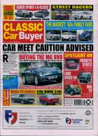 Classic Car Buyer Magazine Issue 08/07/2020