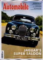 Automobile  Magazine Issue AUG 20
