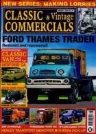 Classic & Vintage Commercial Magazine Issue AUG 20